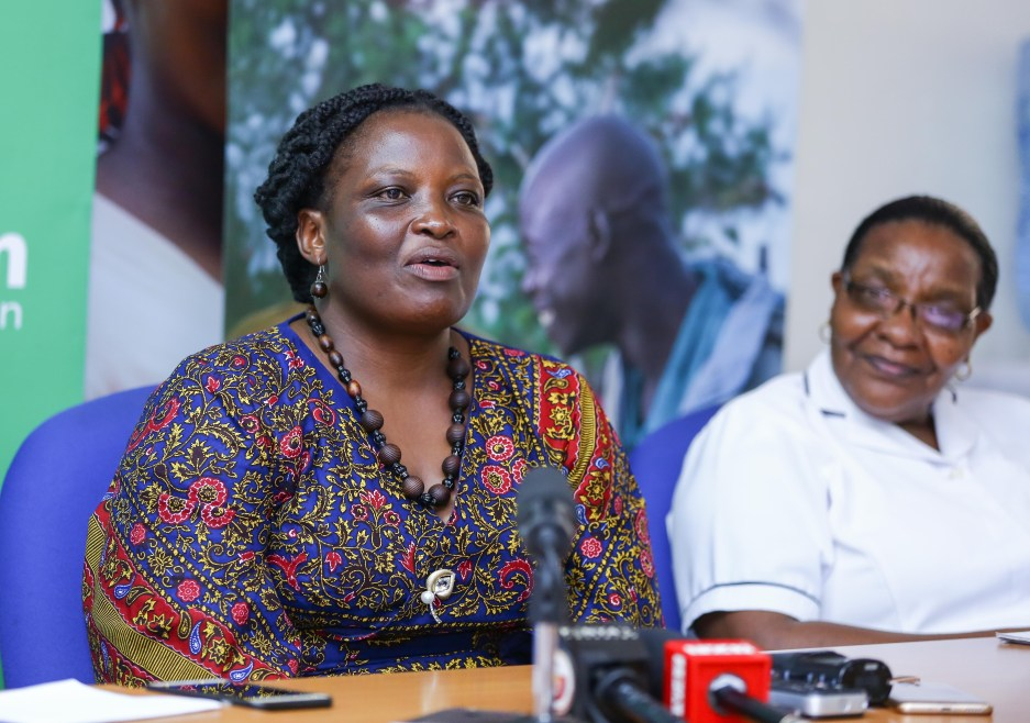 Partnership that is Bringing Joy to Women by Restoring Their Dignity