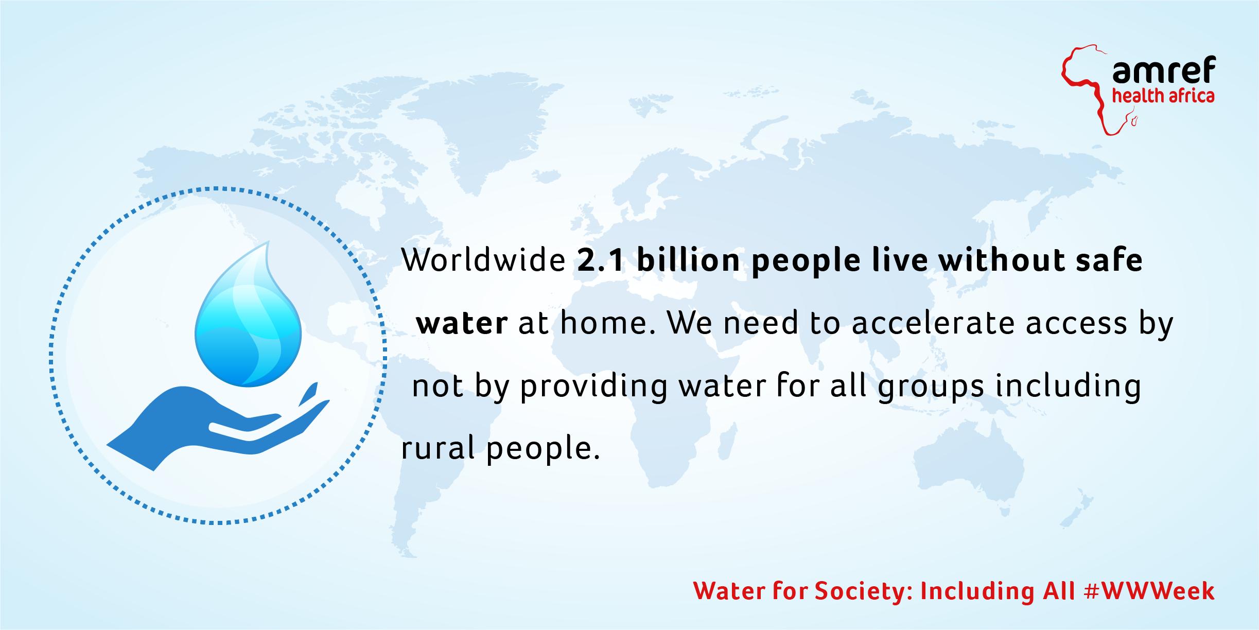 World Water Week 2019
