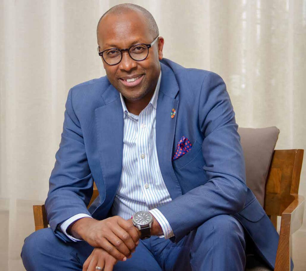 AMREF health africa global ceo on health, human rights and africa's road to universal health coverage