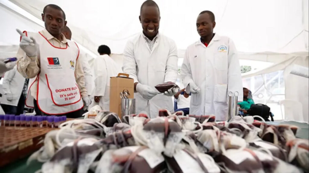 Kenya's blood bank unprepared for PEPFAR cuts, health insiders say
