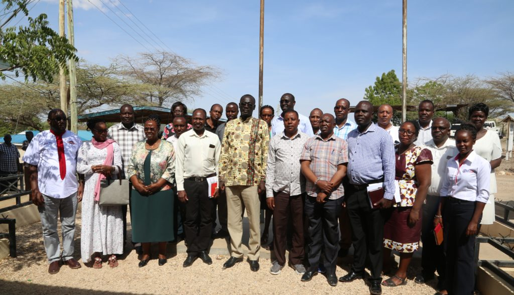 Samburu County Health Team Makes Inaugural Learning Exchange Visit to Turkana County