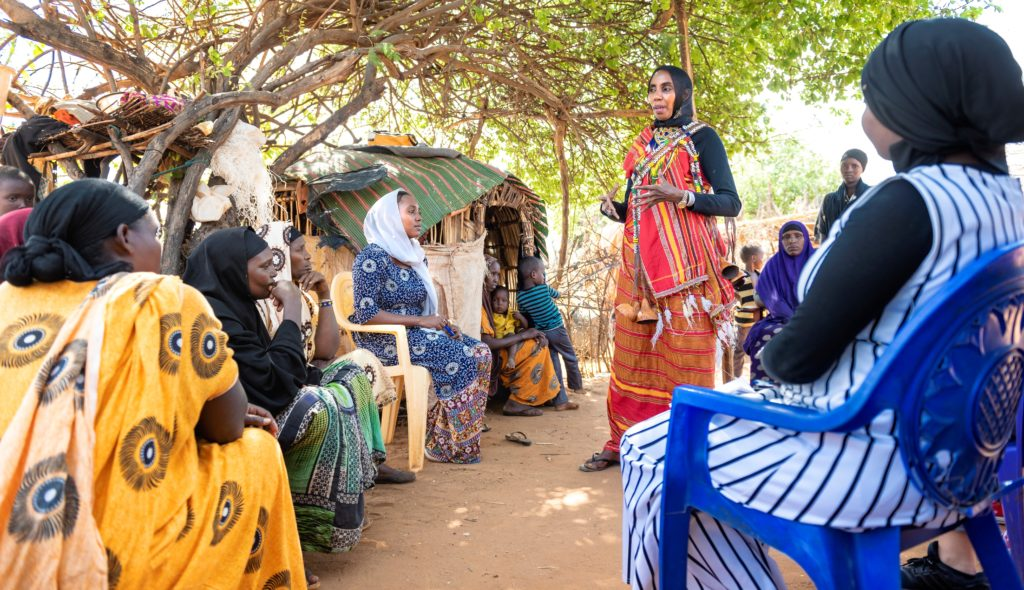 Making Zero Gender-Based Violence a Reality Through Structured Community Dialogue