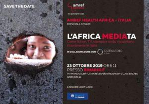 L'Africa nei media? Poca e mal raccontata