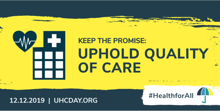 Uphold Quality of Care