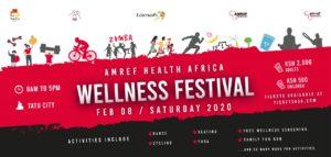 Wellness Festival 2020 by Amref Health Africa in Kenya