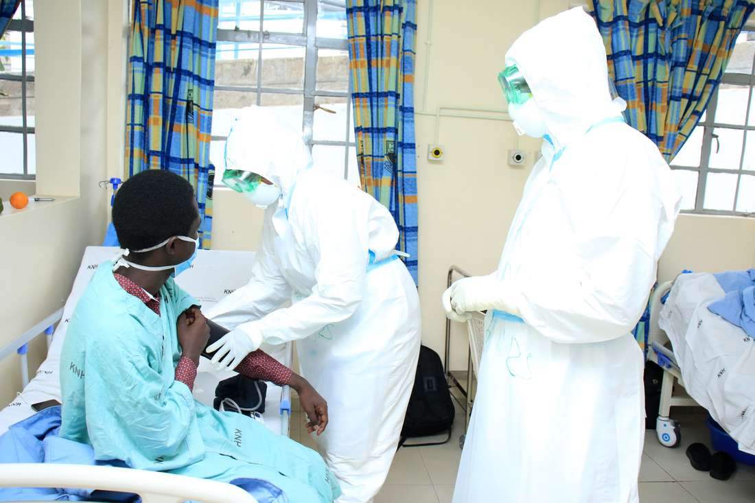 Africa's universal health coverage agenda on course amid COVID-19 shocks: expert