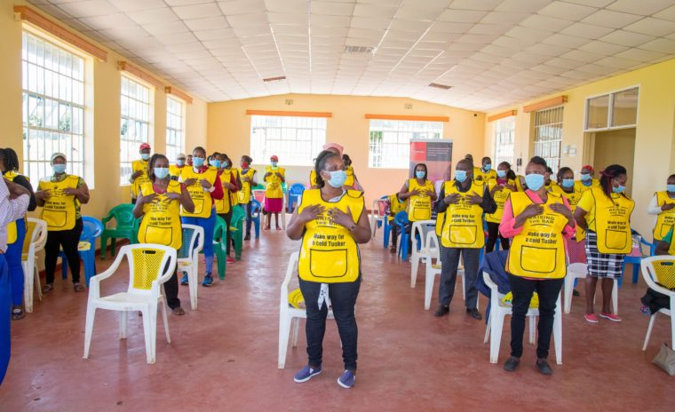 Kenya: Over 1,300 bars and eateries staff in COVID-19 safety training