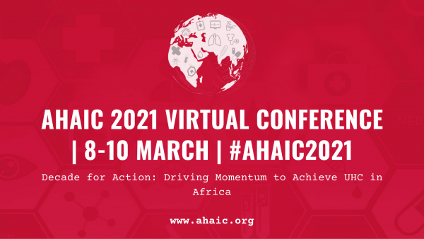 AHAIC 2021 Virtual Conference